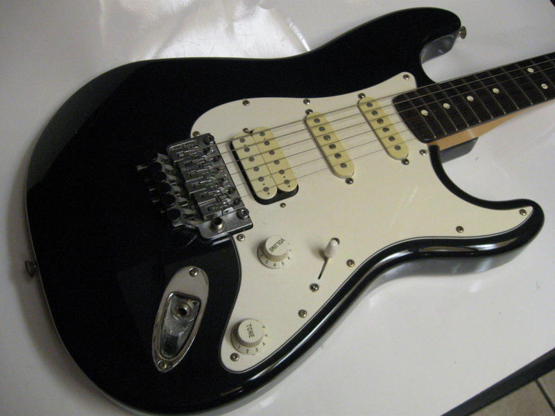 Mexican Revised Stratocasters