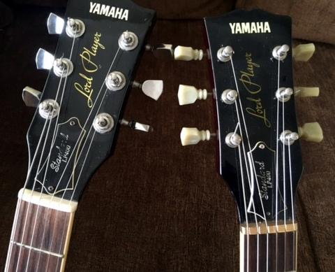 Yamaha Studio Lord and Lord Player Guitars